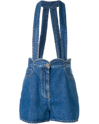 Pantalones cortos azul marino de Valentino