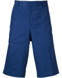 Pantalones cortos azules de Givenchy