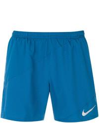 Pantalones cortos azules de Nike