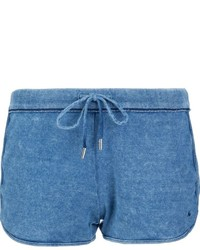 Pantalones cortos azules de Rag & Bone