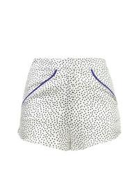 Pantalones cortos blancos de Fleur Du Mal