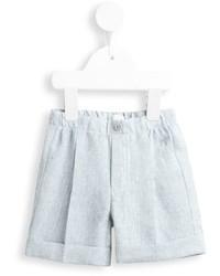 Pantalones cortos blancos de Il Gufo
