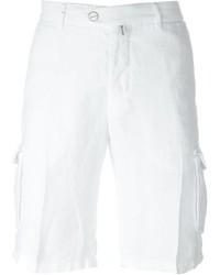 Pantalones cortos blancos de Kiton