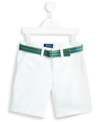 Pantalones cortos blancos de Ralph Lauren
