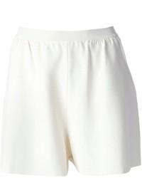 Pantalones cortos blancos de Stella McCartney