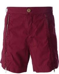 Pantalones Cortos Burdeos de Walter