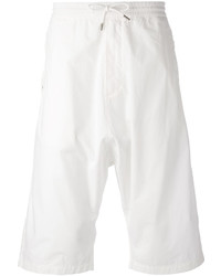 Pantalones cortos de algodón blancos de MHI