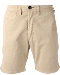 Pantalones cortos en beige de Paul Smith