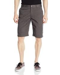 Pantalones cortos en gris oscuro de Fox