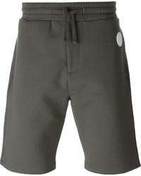 Pantalones cortos en gris oscuro de Kenzo