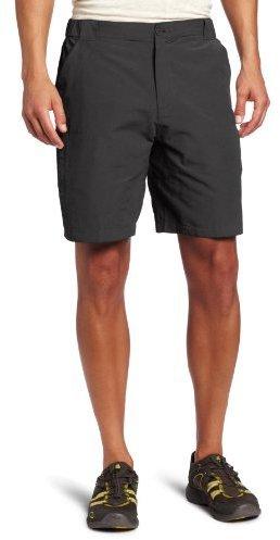 Pantalones cortos en gris oscuro de Woolrich