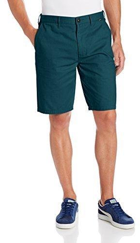 Pantalones cortos en verde azulado de Hurley