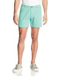 Pantalones cortos en verde menta de Vintage 1946