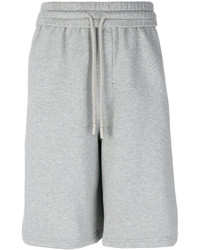 Pantalones cortos estampados grises de Off-White