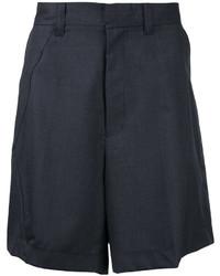 Pantalones Cortos Gris Oscuro de Facetasm