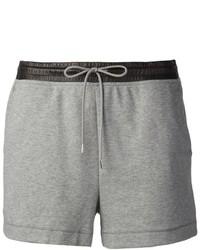 Pantalones cortos grises de Alexander Wang