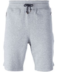 Pantalones cortos grises de Brunello Cucinelli