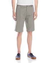 Pantalones cortos grises de Burnside