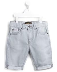 Pantalones cortos grises de Finger In The Nose