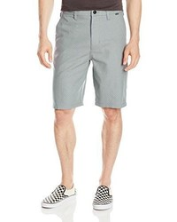 Pantalones cortos grises de Hurley