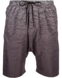 Pantalones cortos grises de Puma