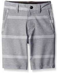 Pantalones cortos grises de Quiksilver