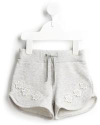 Pantalones cortos grises de Stella McCartney