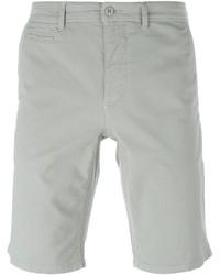 Pantalones Cortos Grises de Woolrich