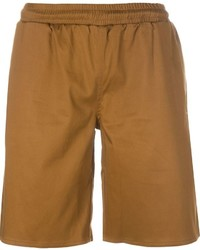 Pantalones Cortos Marrón Claro de Han Kjobenhavn