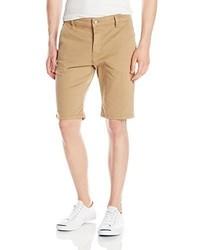 Pantalones cortos marrón claro de Mavi