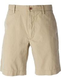 Pantalones Cortos Marrón Claro de Polo Ralph Lauren
