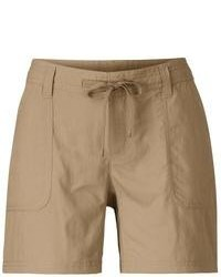 Pantalones cortos marrónes