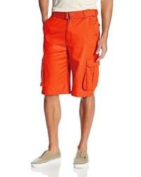 Pantalones Cortos Naranjas de Akademiks