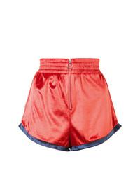 Pantalones cortos naranjas de Fleur Du Mal