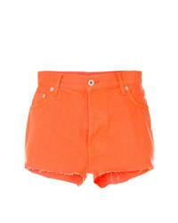 Pantalones Cortos Naranjas de Heron Preston
