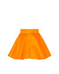 Pantalones Cortos Naranjas de Talbot Runhof