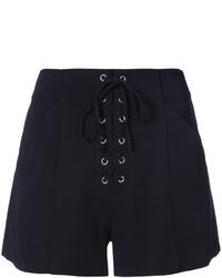 Pantalones Cortos Negros de A.L.C.