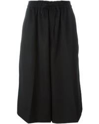 Pantalones cortos negros de Juun.J