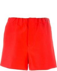 Pantalones cortos rojos de Marni