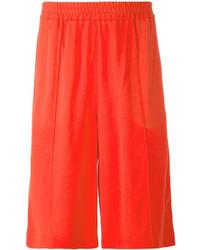 Pantalones cortos rojos de MSGM