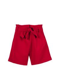 Pantalones cortos rojos de Olympiah