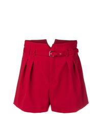 Pantalones cortos rojos de RED Valentino
