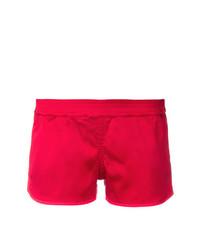 Pantalones cortos rojos de Rouge Margaux