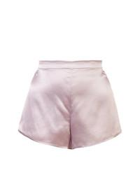 Pantalones cortos rosados de Fleur Du Mal
