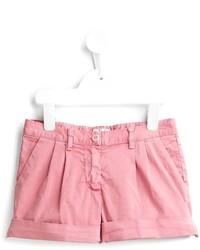 Pantalones cortos rosados de Il Gufo