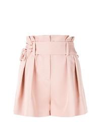 Pantalones cortos rosados de IRO