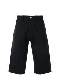 Pantalones cortos vaqueros azul marino de Junya Watanabe MAN