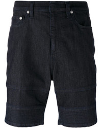 Pantalones cortos vaqueros azul marino de Neil Barrett