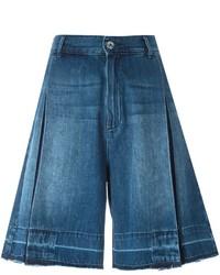 Pantalones cortos vaqueros azules de Diesel