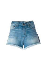 Pantalones cortos vaqueros azules de rag & bone/JEAN